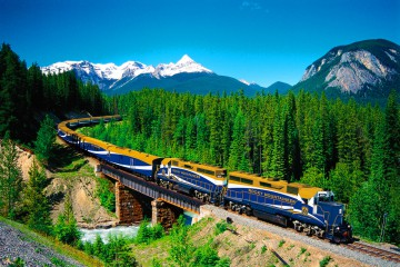 18 Day Unforgettable Rocky Mountaineer & Luxury Alaska Cruise – Deposit now for 2017