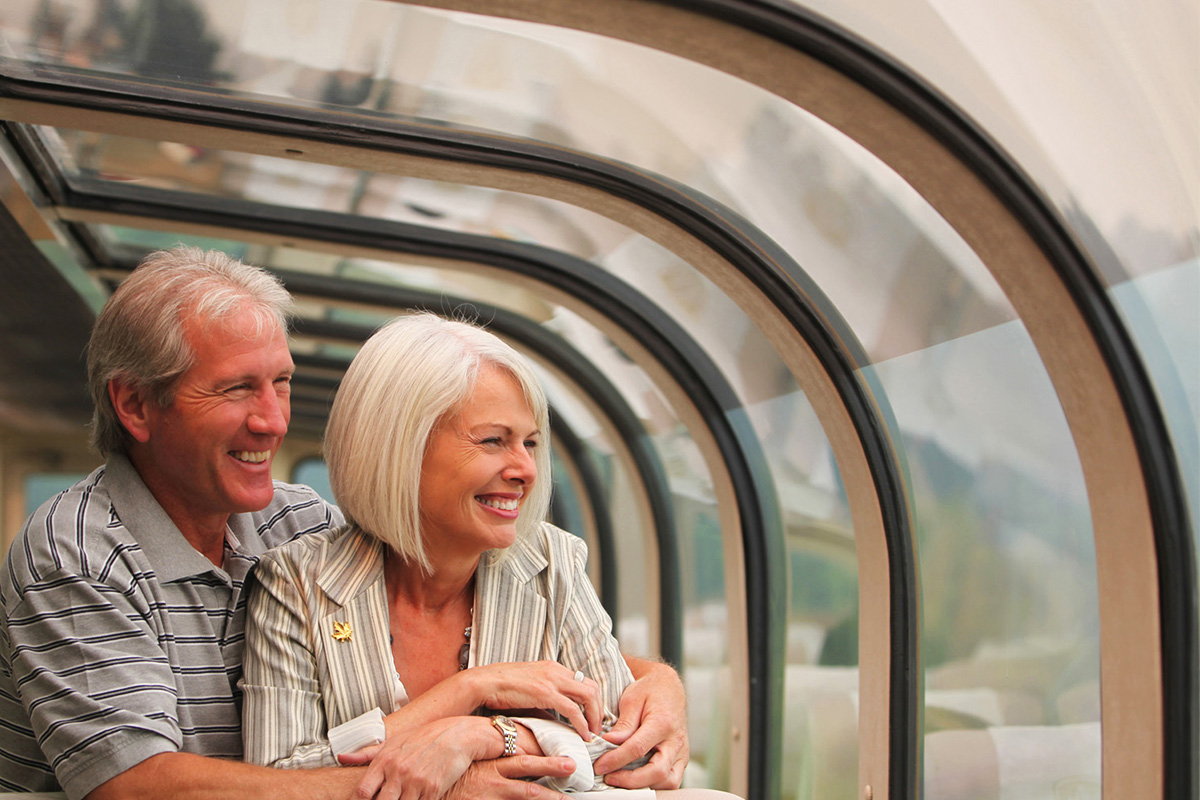 18 Day Unforgettable Rocky Mountaineer & Luxury Alaska Cruise