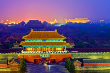 Classic China – Beijing & Shanghai with flights