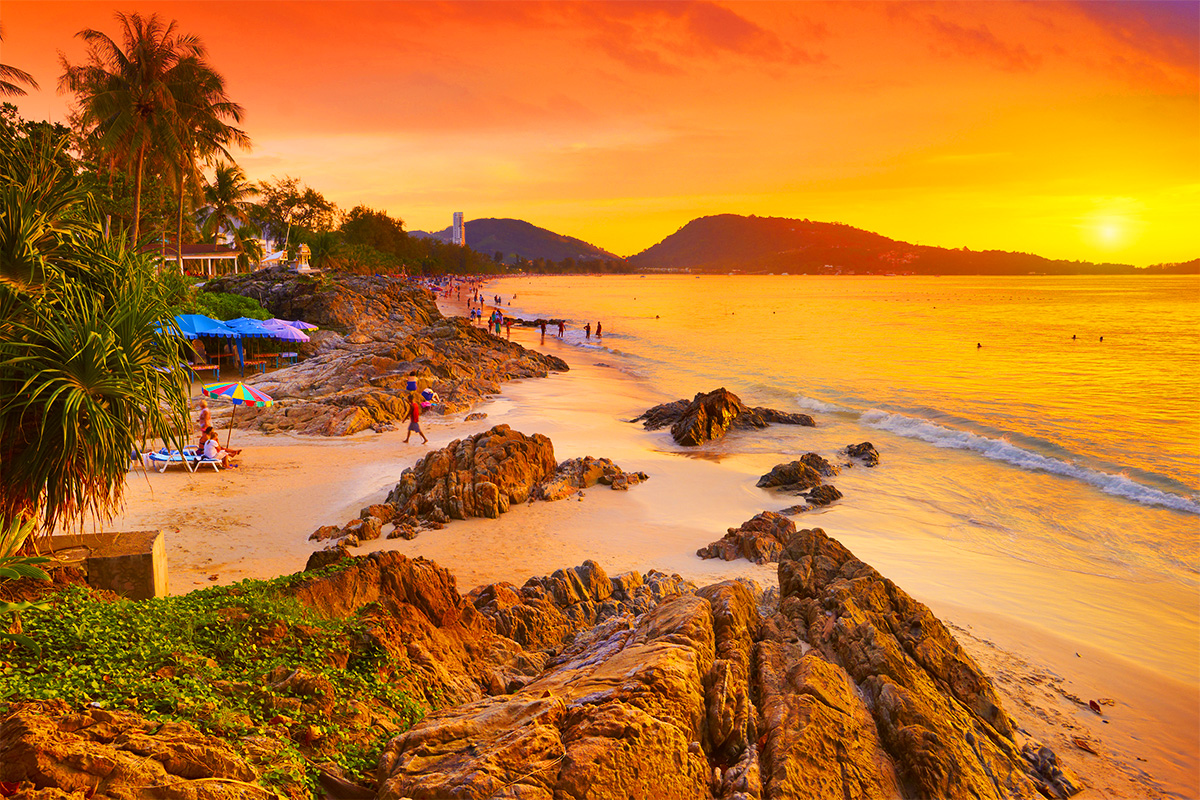 Siam Gems & Beach Break – Thailand