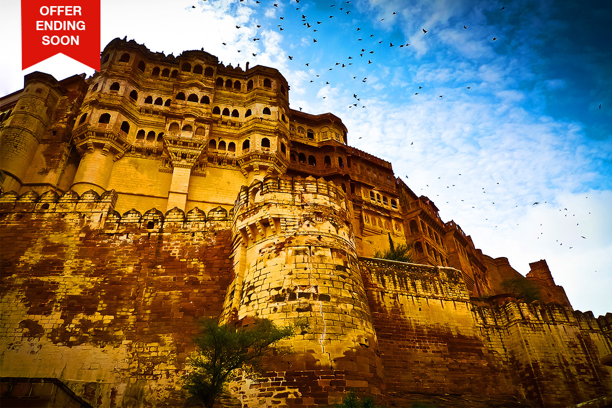 Royal Rajasthan tour with flights – 2017 – CLICK FRENZY