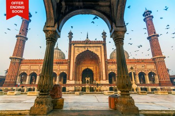 Royal Rajasthan tour with flights – 2016/2017