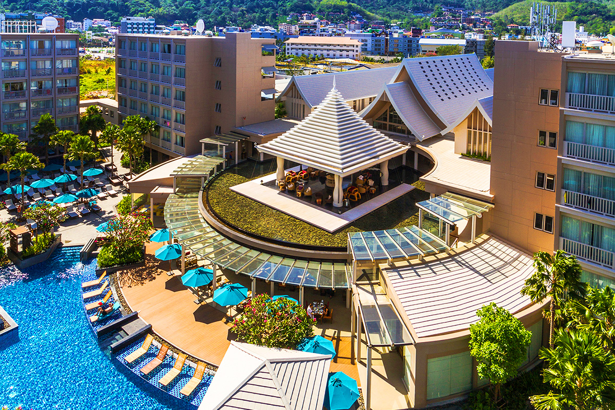 Grand Mercure Phuket Patong with flights