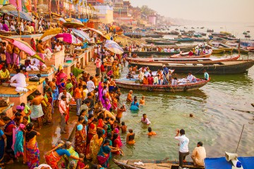 Enchanting North India & Varanasi