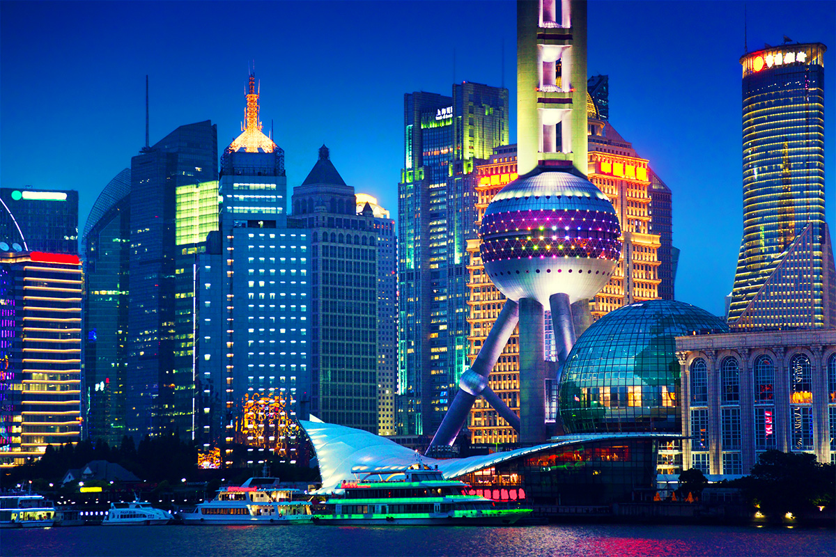 Luxurious China Golden Triangle