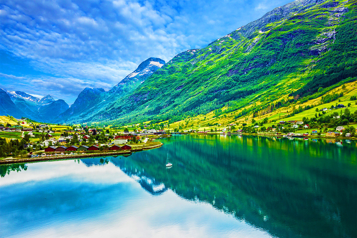 Spectacular Scandinavia & Norwegian Fjords Cruise