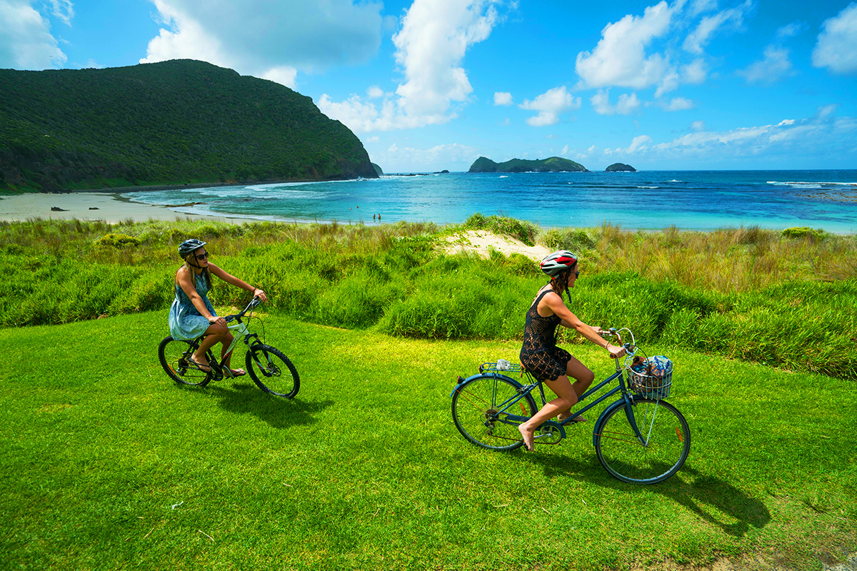 Arajilla Retreat – Lord Howe Island with flights