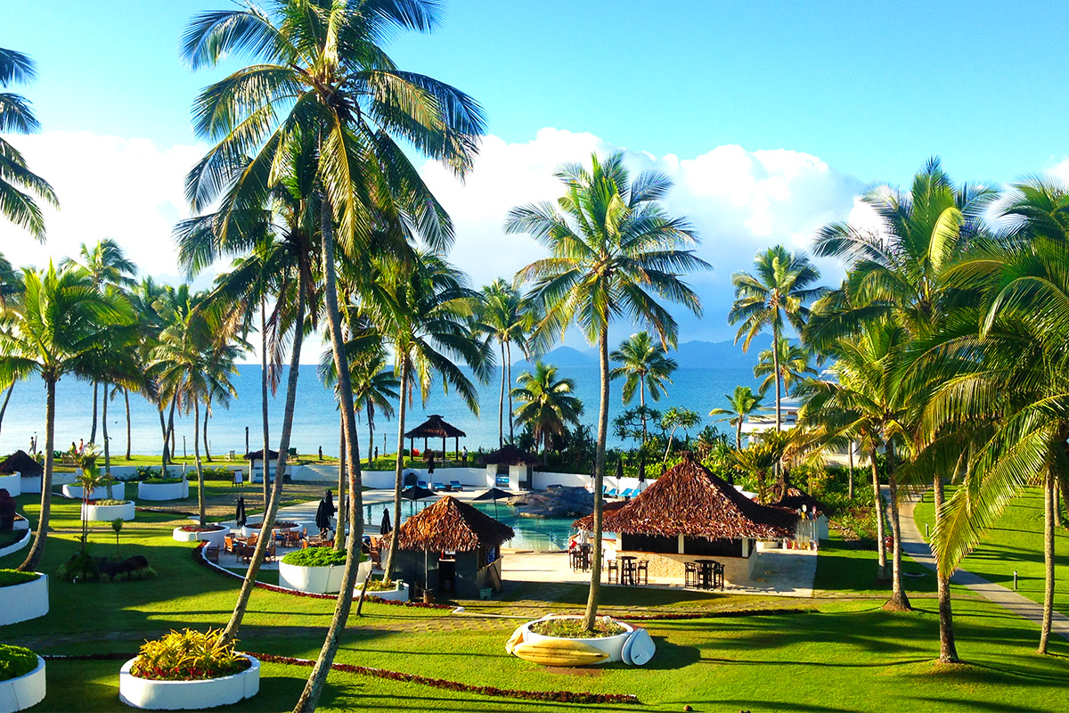 The Pearl Resort Fiji including flights