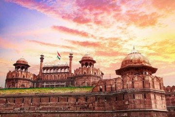 Jewels of India with Lower Ganges River Cruise