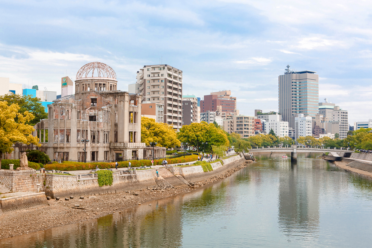 10 Day Impressions of Japan with Hiroshima