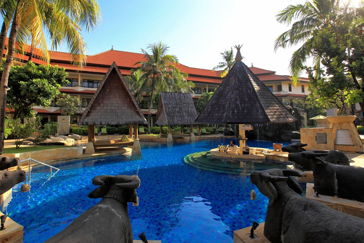 The Tanjung Benoa Beach Resort Bali