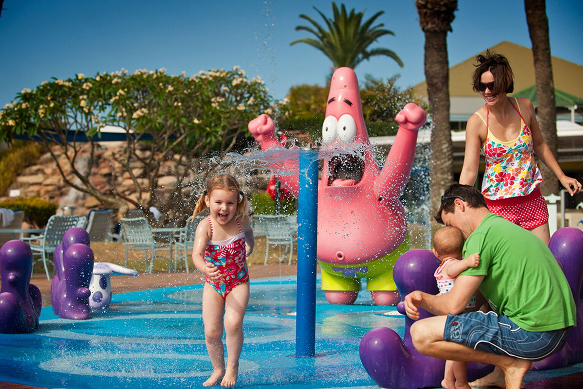 Sea World Resort – Unlimited Theme Park Holiday – Click Frenzy Junior