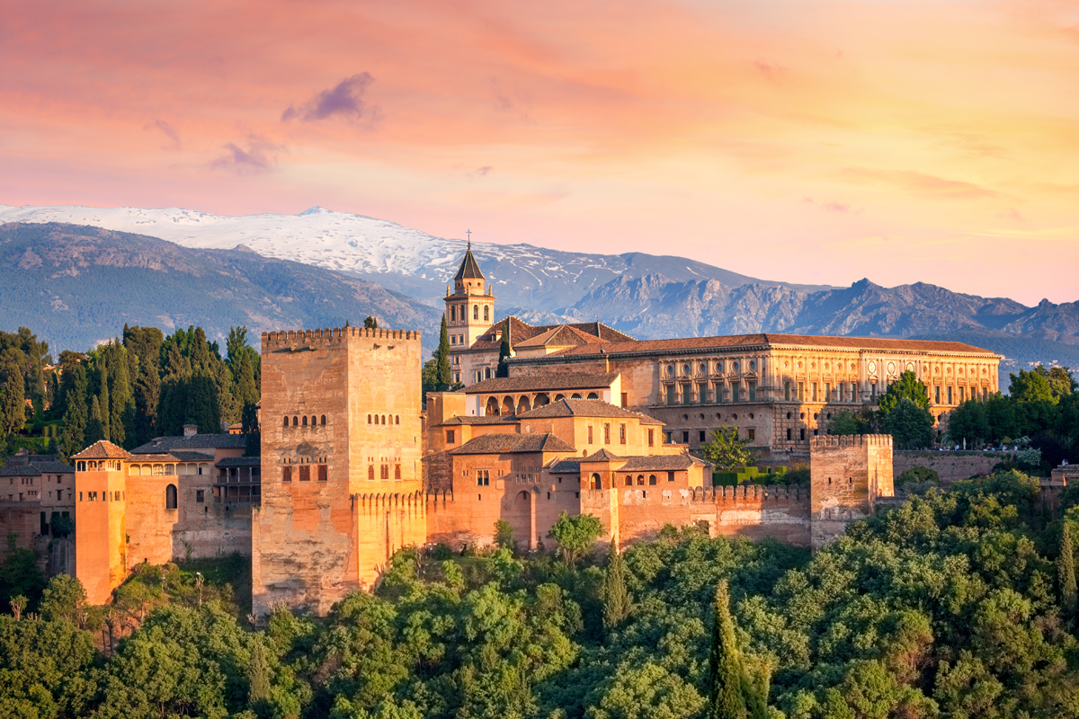 Secrets of Spain tour with Italian Coastal cruise