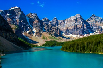 14 Day Luxury Inside Passage cruise & Highlights of the Rockies tour