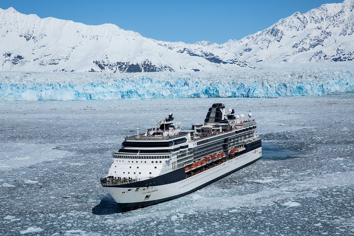 Princess Cruises: One-Way Alaska Cruise from Anchorage 2019