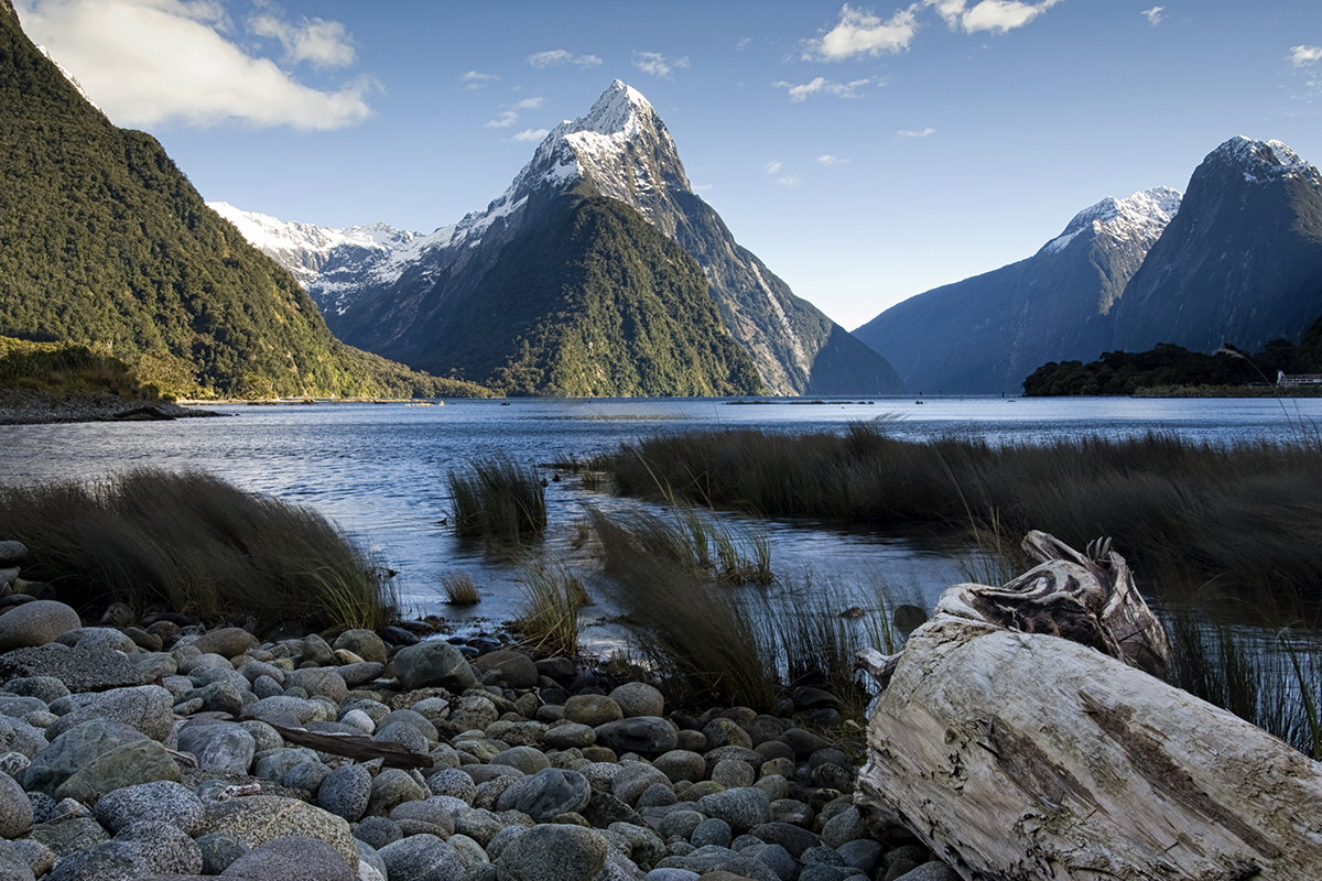 New Zealand North & Southern Gems tour
