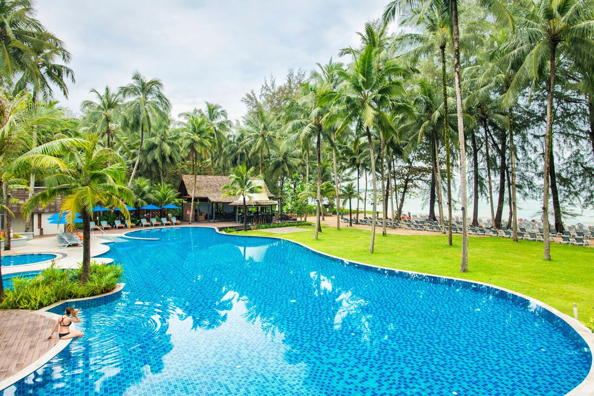 Manathai Khao Lak with flights