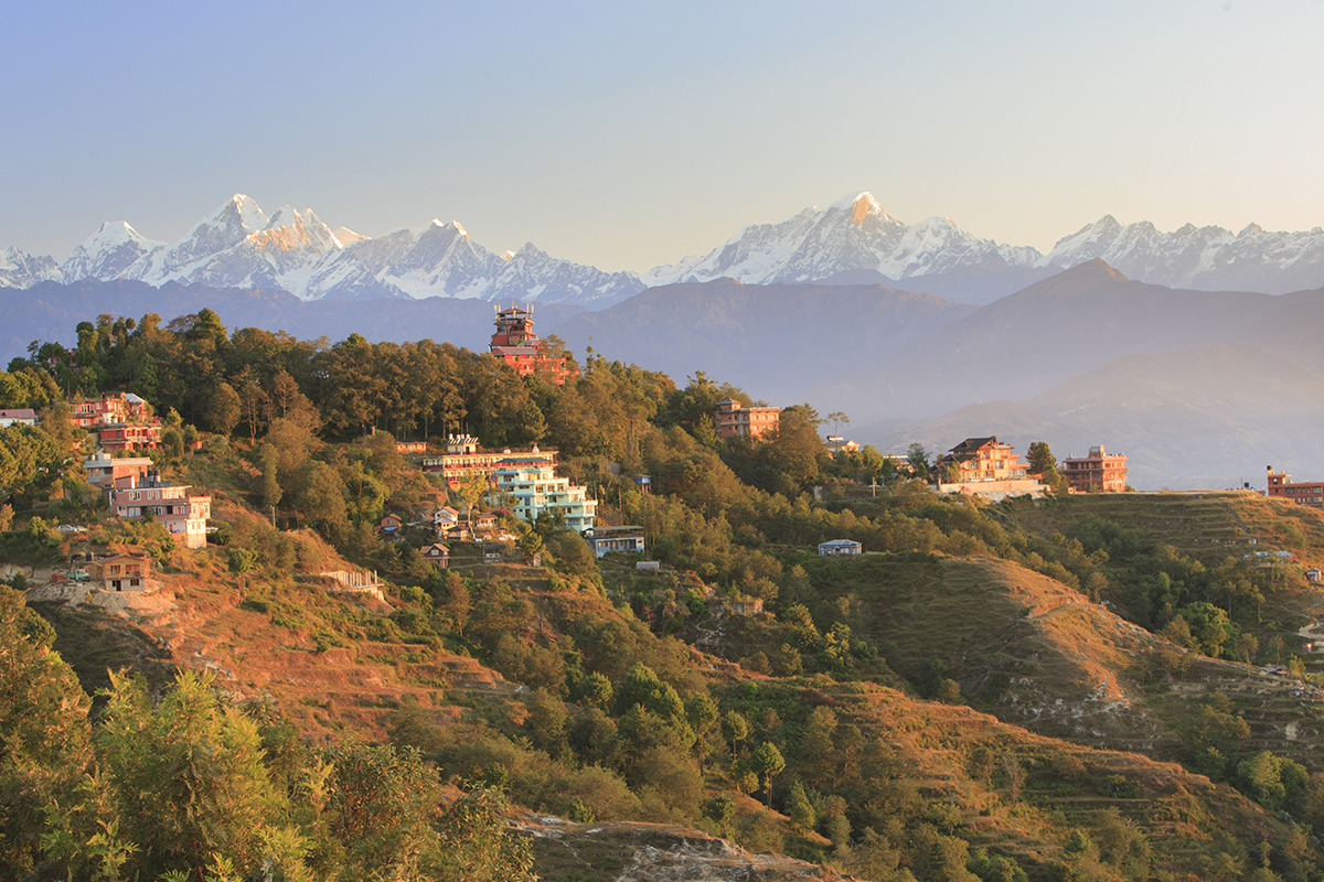 17 Day Nepal & the Darjeeling Express tour