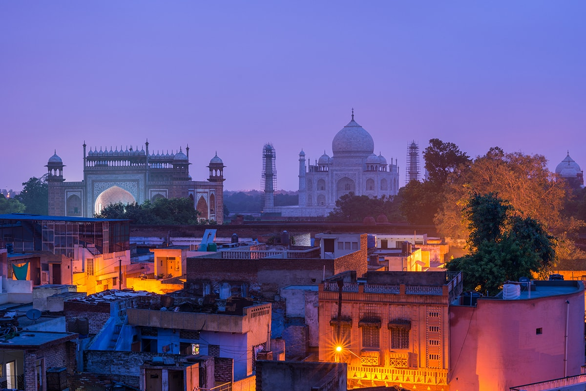 23 Day India Holy Amritsar & the Rajasthan kingdoms with flights