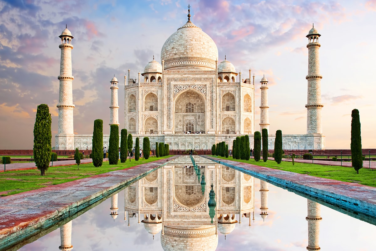22 Day Grand India Tour with flights