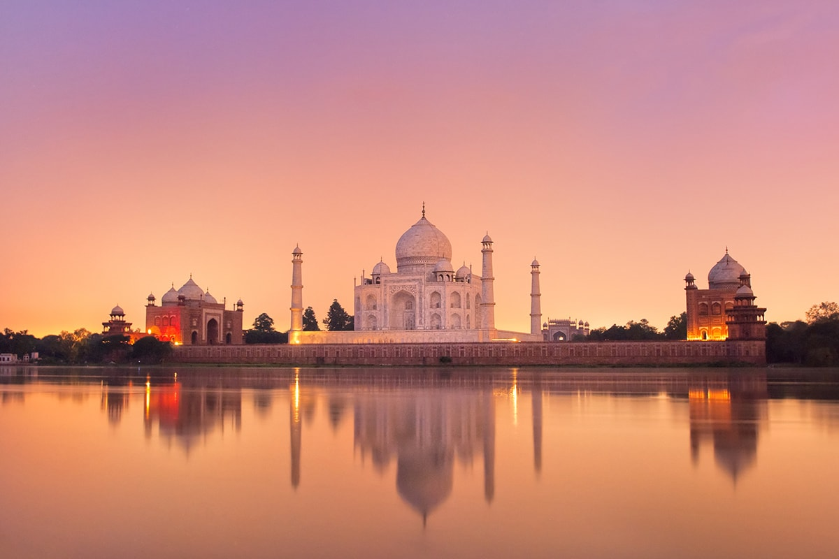 Jewels of India with Lower Ganges River Cruise – 2018
