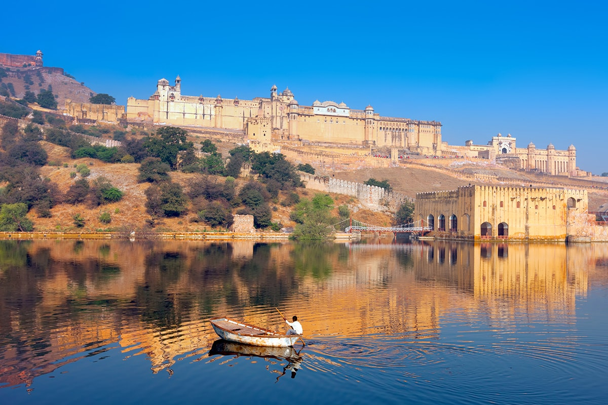 14 day India Wildlife Trail with Rajasthan with flights