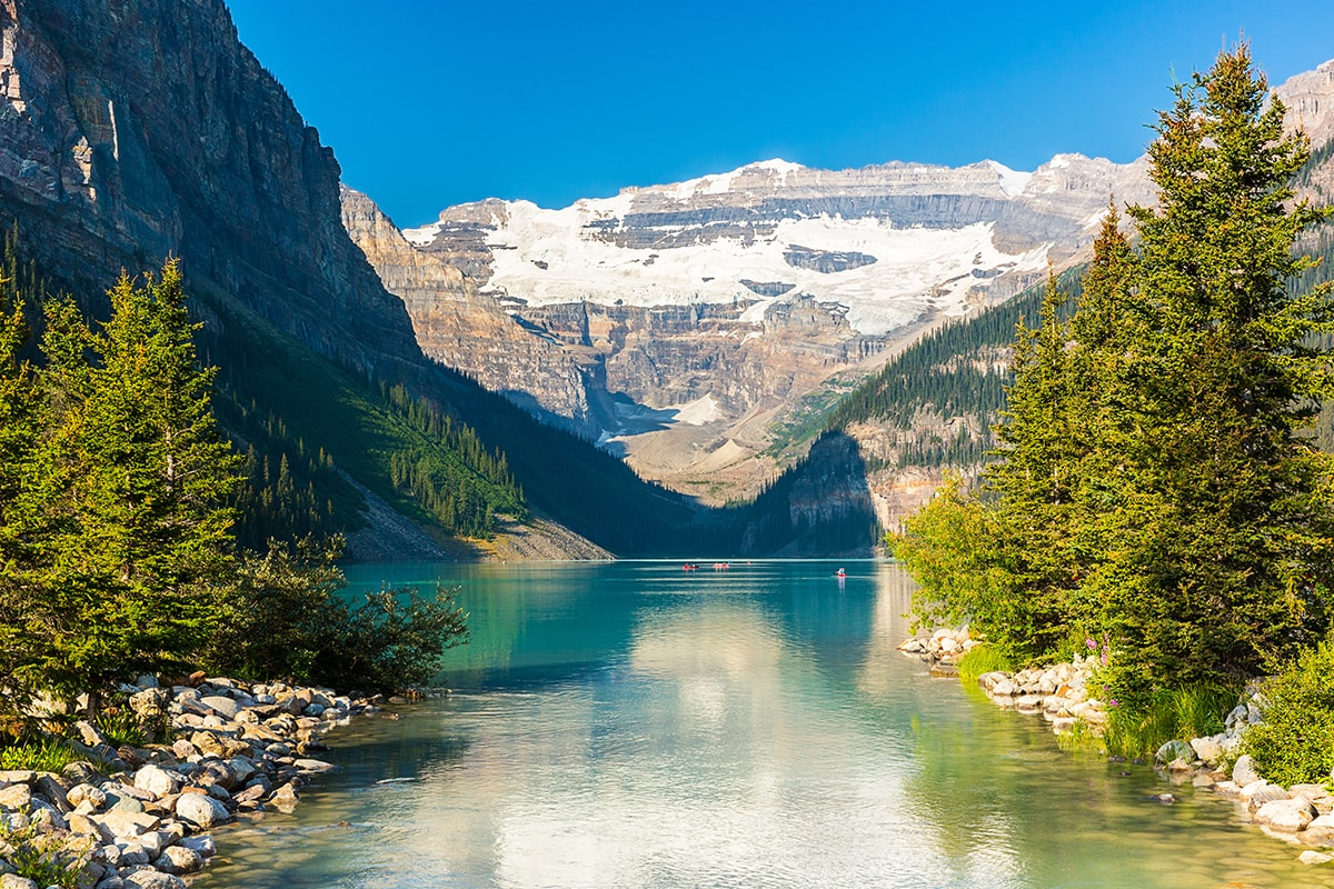 21 day Canada's Rockies with Alaska cruise – Royal Caribbean