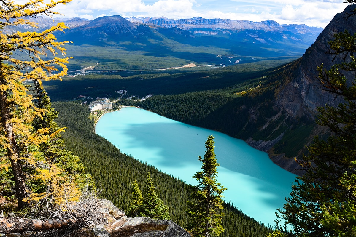 21 Day Best of the Canadian Rockies and Alaska Cruise with flights