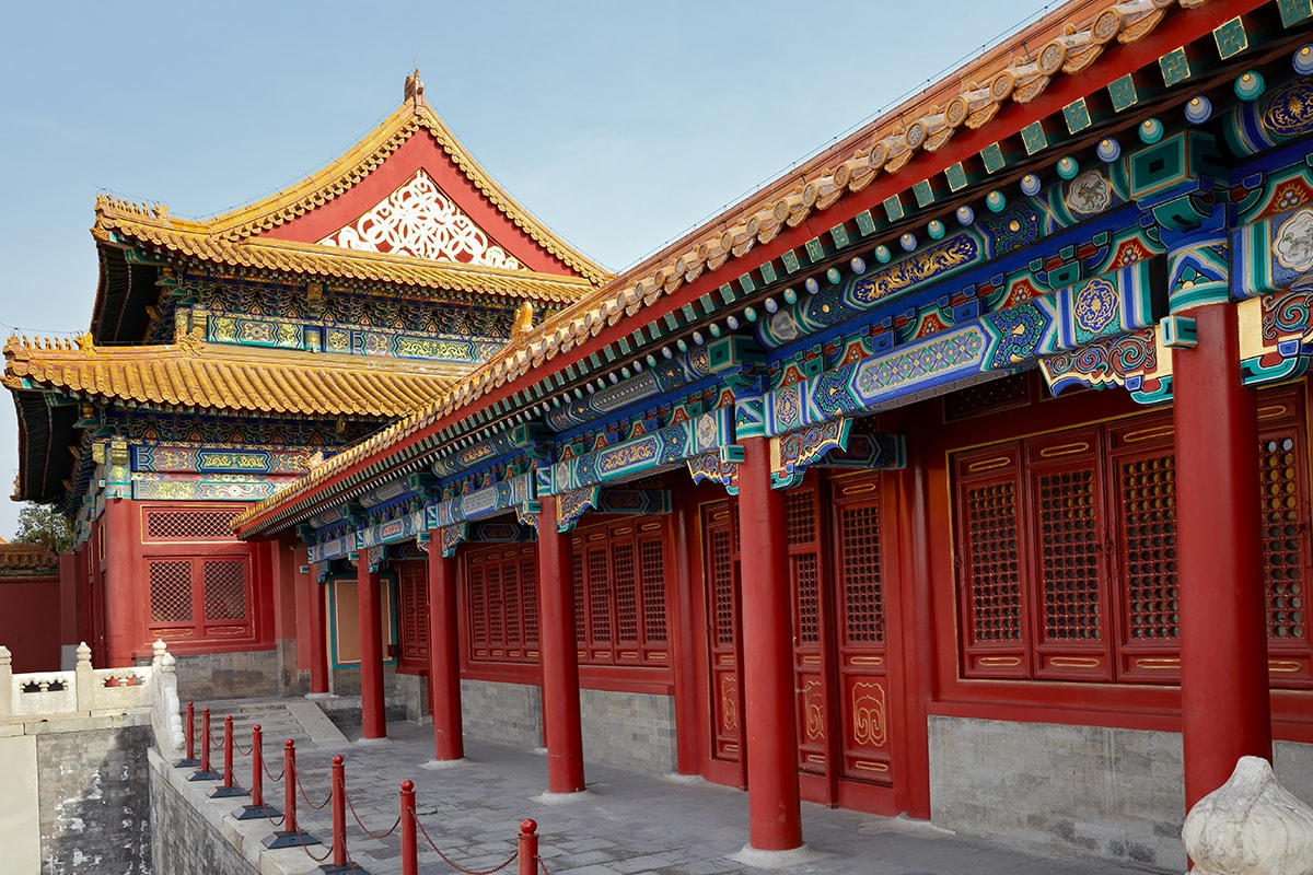 China Golden Triangle with flights