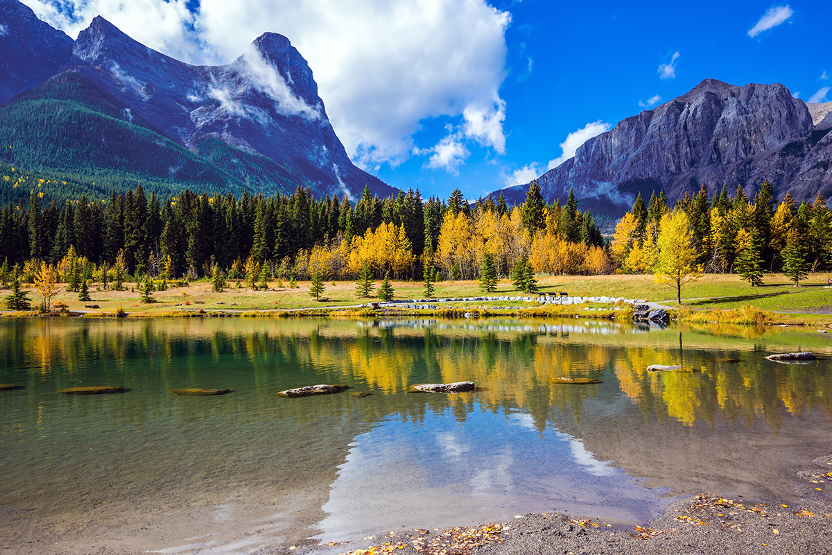 15 Day Essential Canadian Rockies & Alaska Cruise