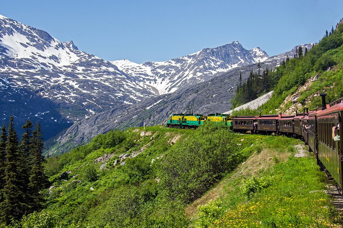 14 Day Taste of the Rockies & Alaska Cruise