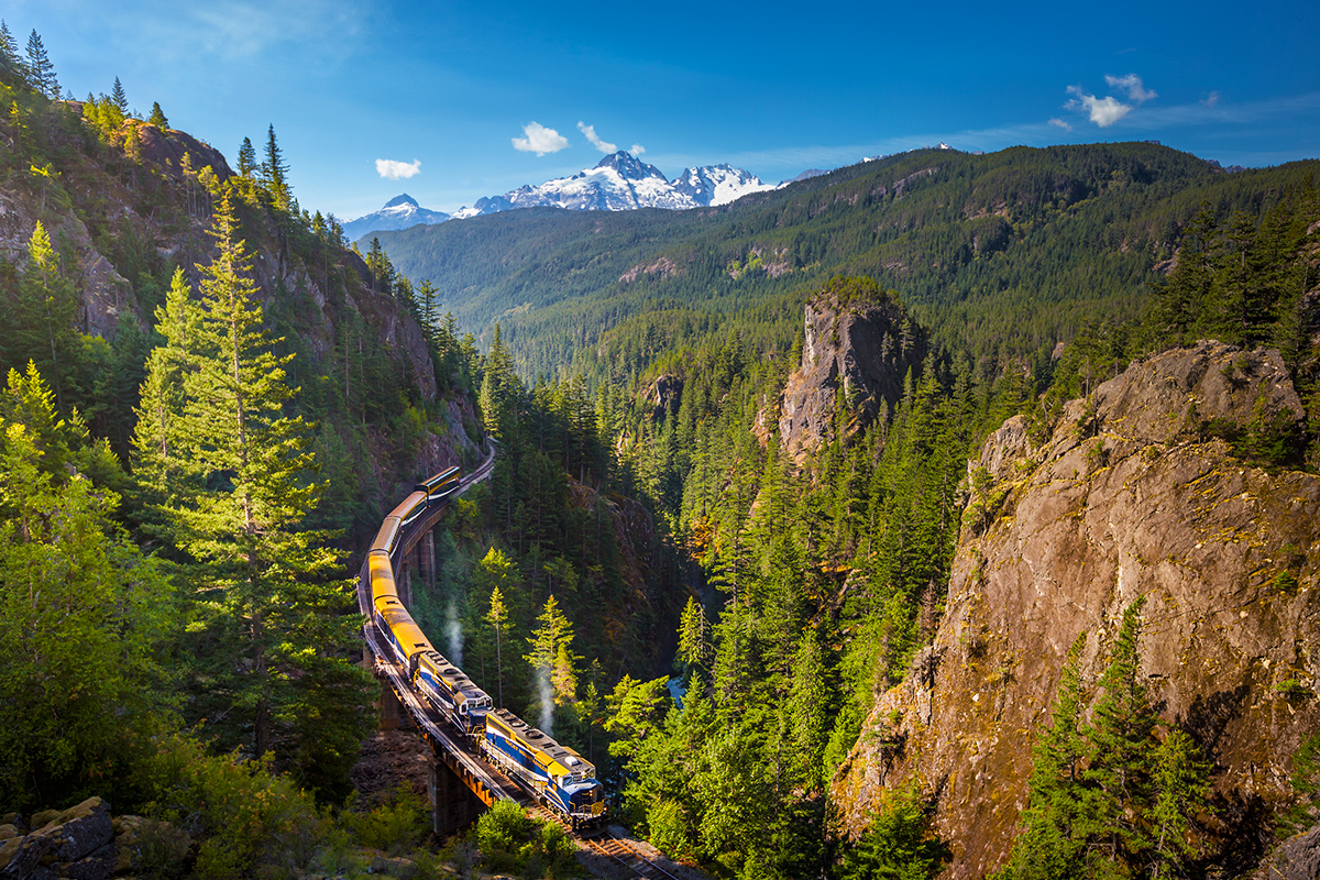 Unforgettable Rocky Mountaineer Amp Luxury Alaska Cruise