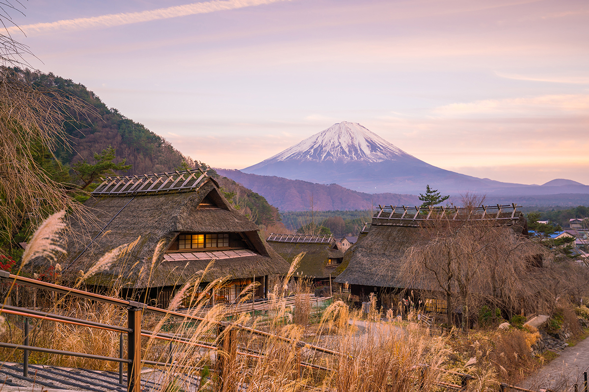 17 day best of Japan by Rail (self-guided)
