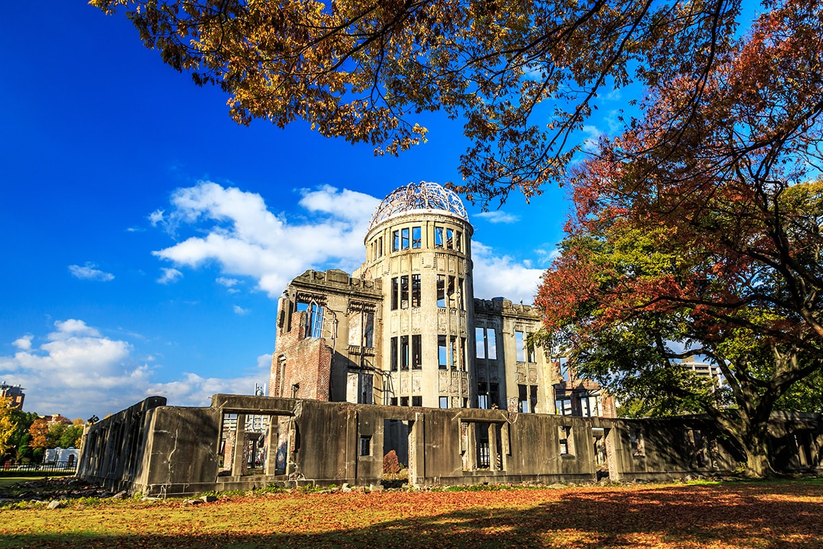 Japan's Golden route with Hiroshima