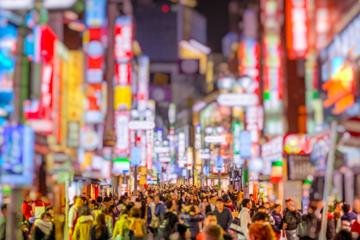 10 Day Taste of Japan by Rail with flights