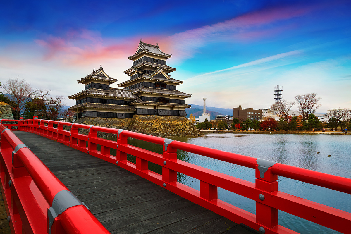 10 Day Traditional Japan by Rail