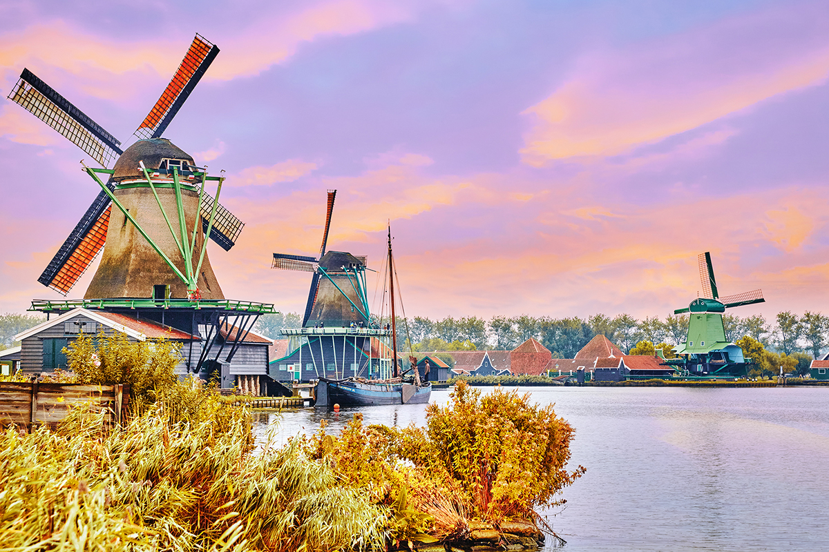 18 day Amsterdam & Baltics Cruise Package with Flights
