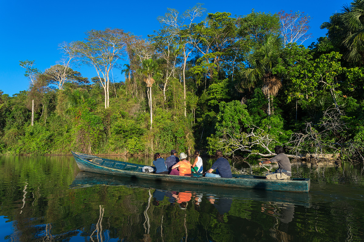 24 Day Best of the Galapagos, Machu Picchu & the Amazon with Bolivia
