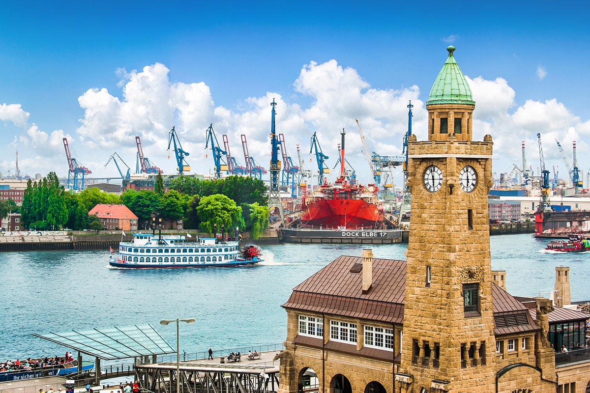 20 day Germany & Norway Cruise Package with Flights