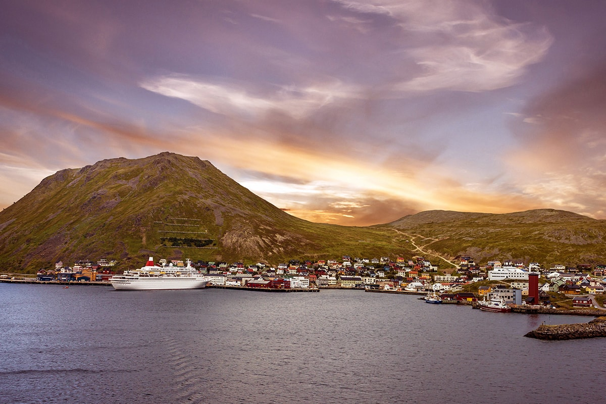 Norway and the Midnight Sun with Cruise