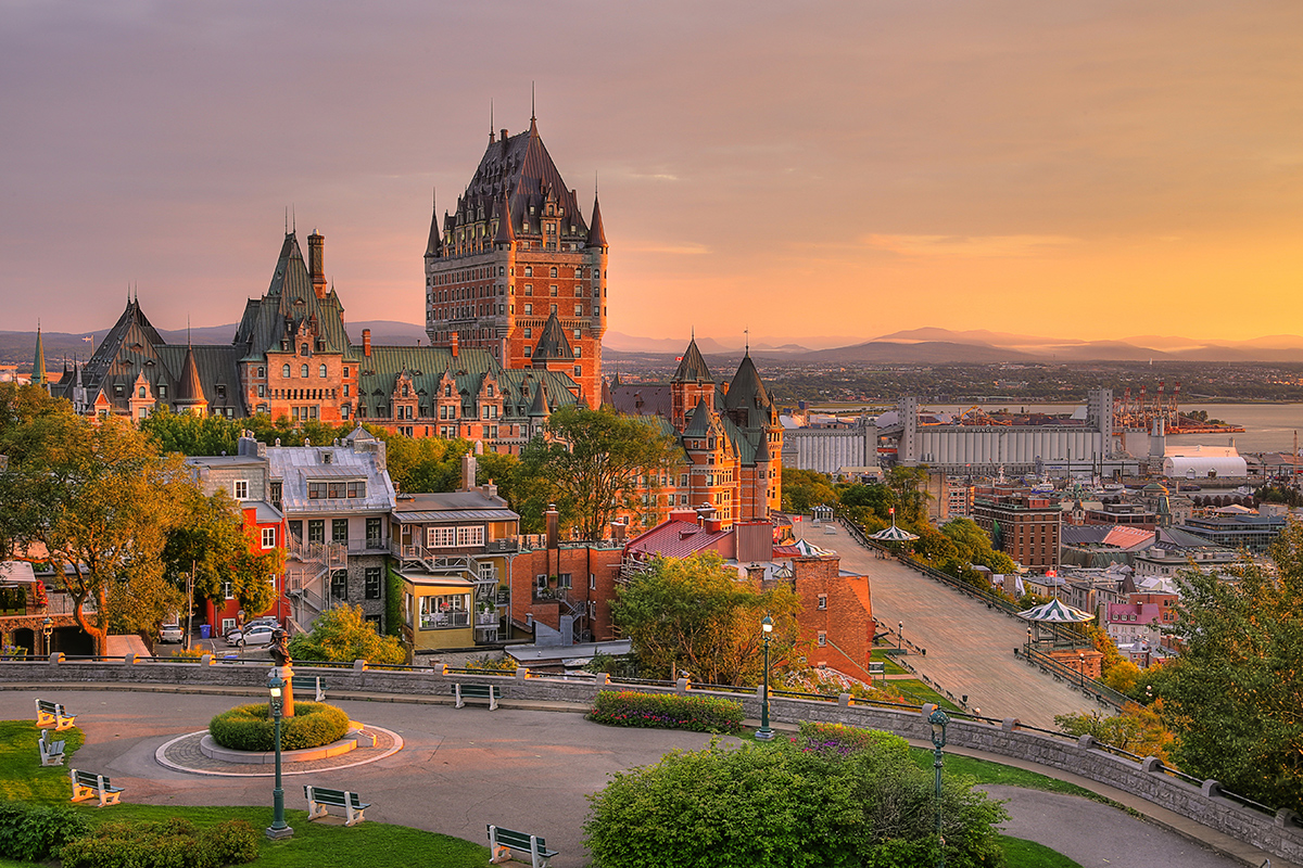 19 day Eastern Canada & New England Cruise Package with Flights