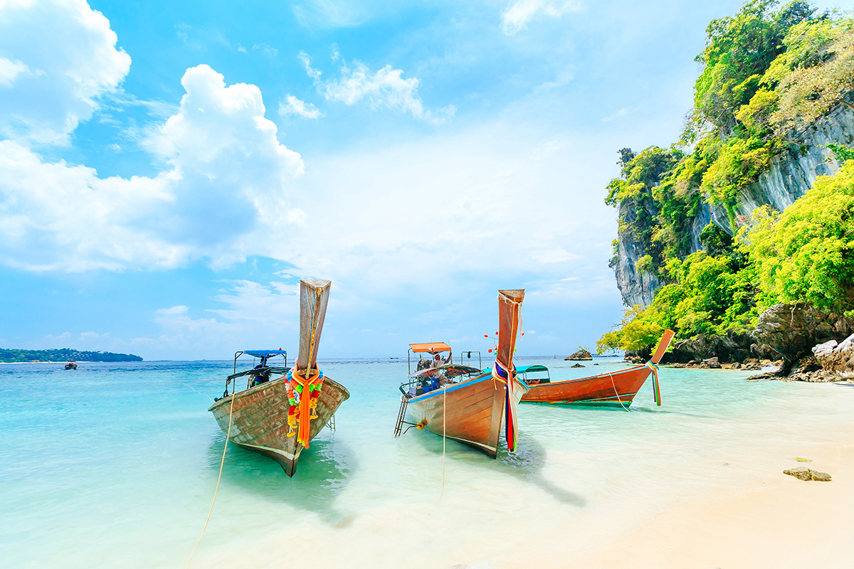 8 day Singapore, Penang & Phuket Cruise Package with Flights