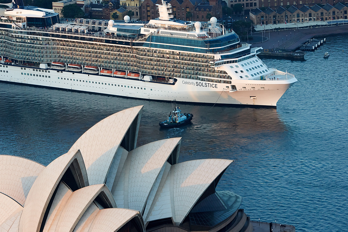 11 Day South Pacific Cruise Package