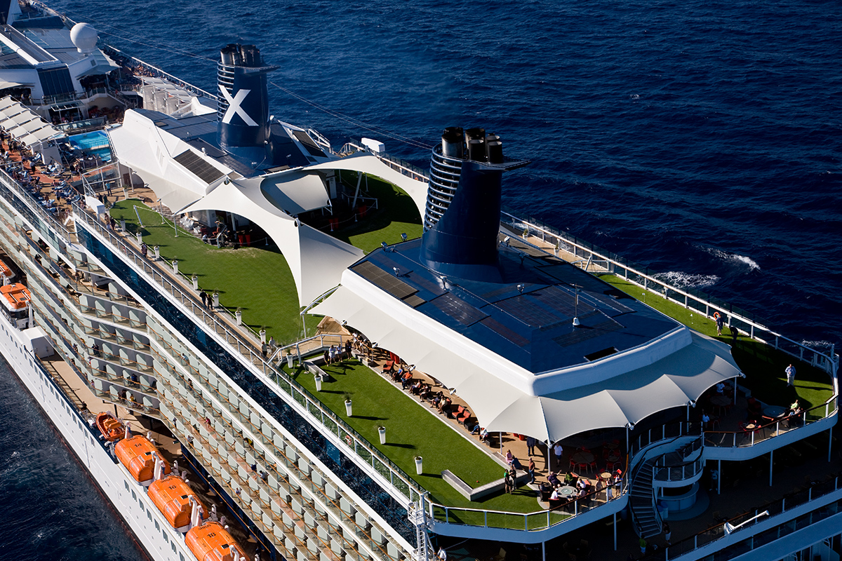South Pacific Solstice - Celebrity Solstice Review ...