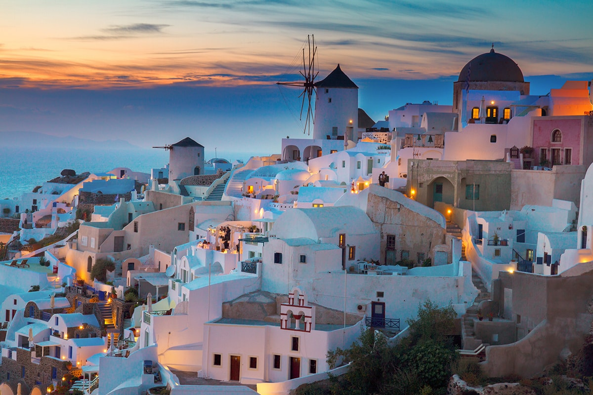 13 day Greek Isles Cruise and Venice Package with Flights