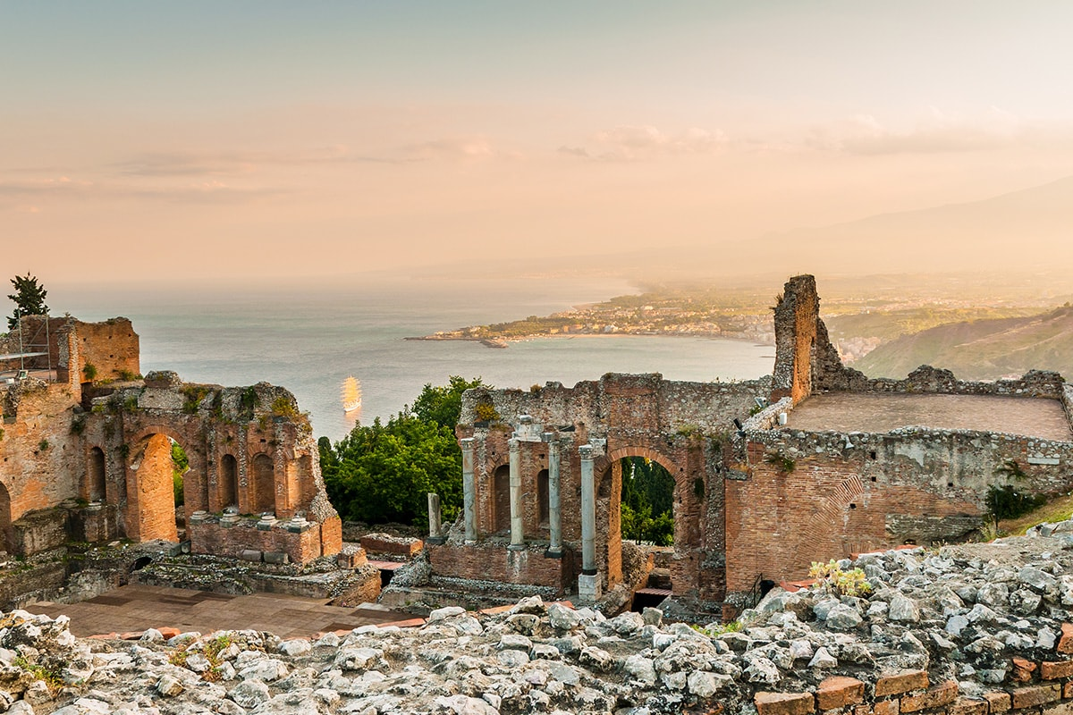 17 Day Best of Italy & Sicily tour with flights