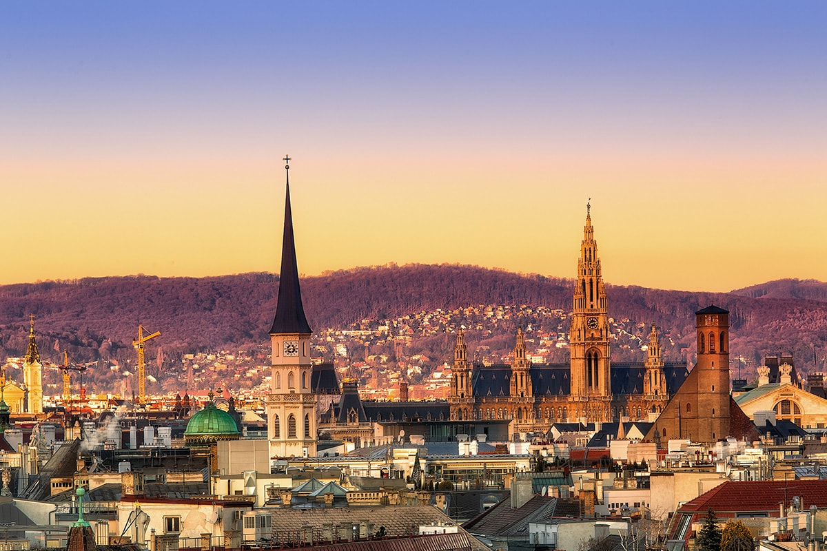 18 Day France, Italy & Eastern Europe tour