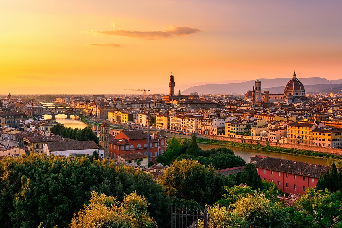 18 Day France, Italy & Eastern Europe tour with flights