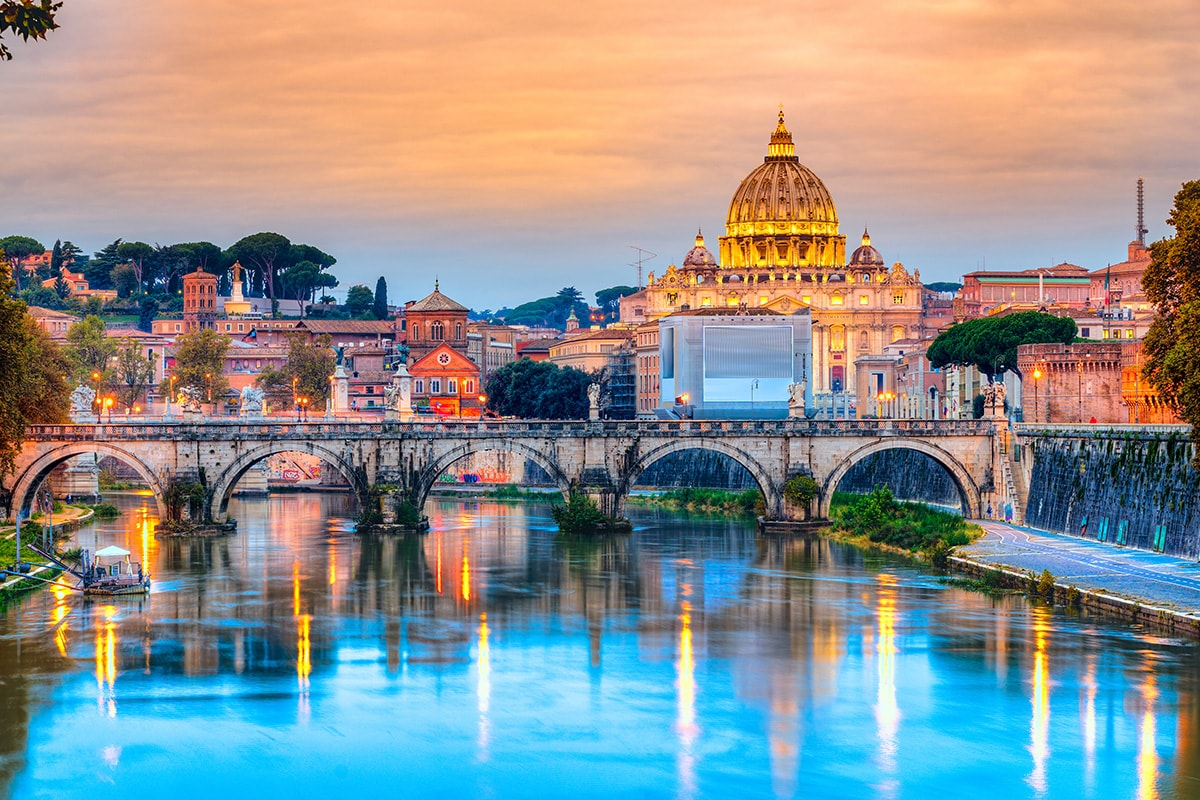 24 Day Grand Italy & Sicily tour including Mediterranean Cruise with flights