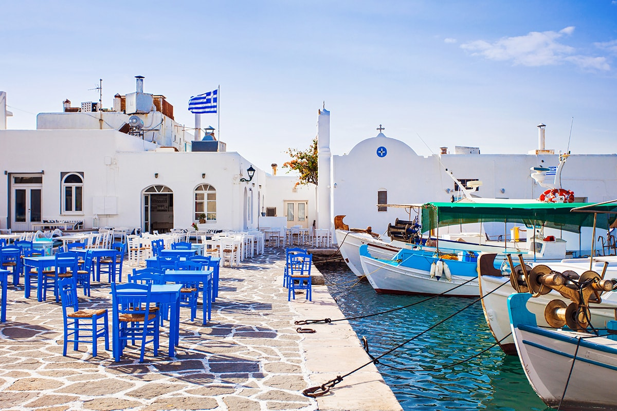 22 Day Greece & Italy Discovery tour with flights